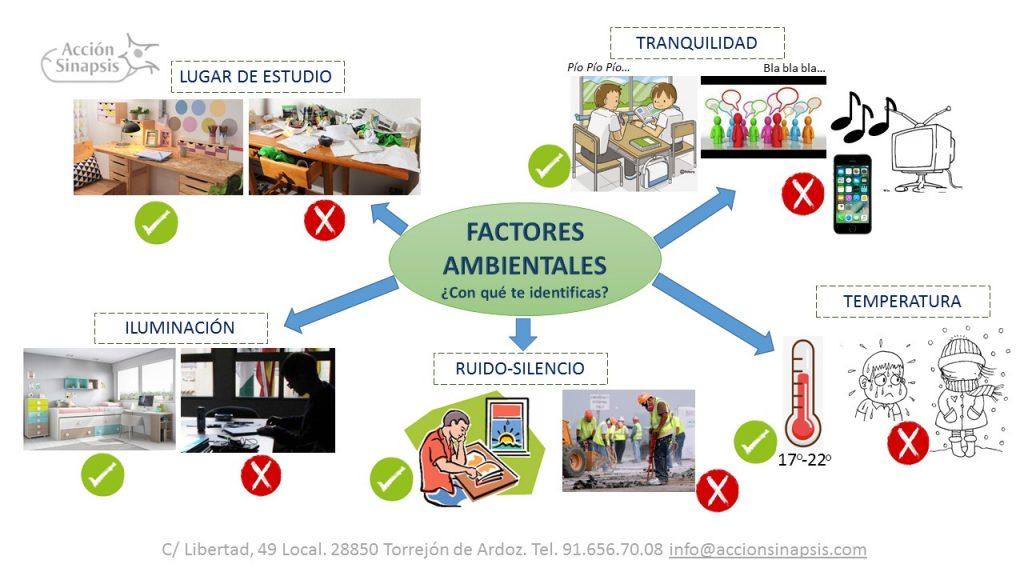 8. Factores ambientales